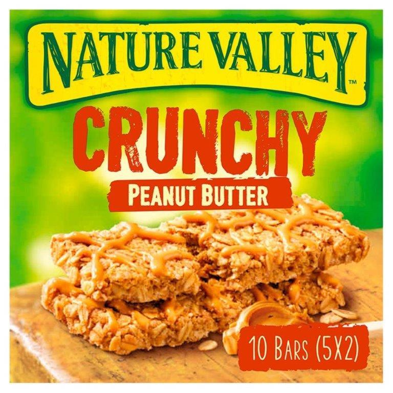 Nature Valley Crunchy Peanut Butter 5pk (5 x 42g)