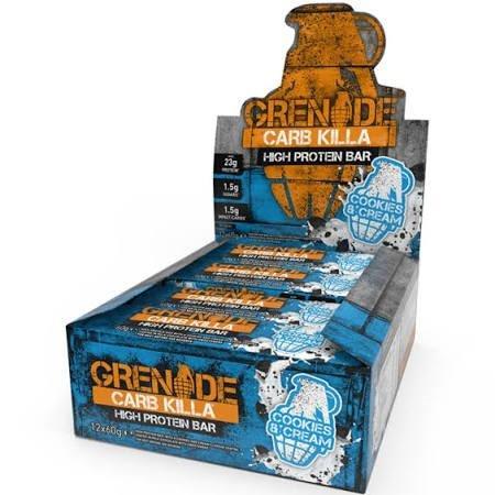 Grenade Carb Killa Box Cookies & Cream 60g