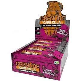 Grenade Carb Killa Box Dark Chocolate Raspberry 60g