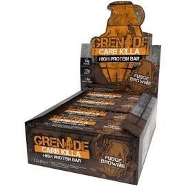 Grenade Carb Killa Box Fudge Brownie 60g