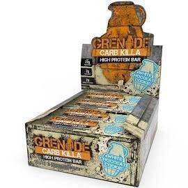 Grenade Carb Killa Box White Chocolate Cookie 60g