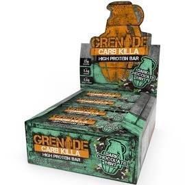 Grenade Carb Killa Box Dark Chocolate Mint 60g