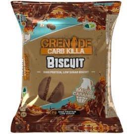 Grenade Carb Killa Biscuit Box Salted Caramel 60g