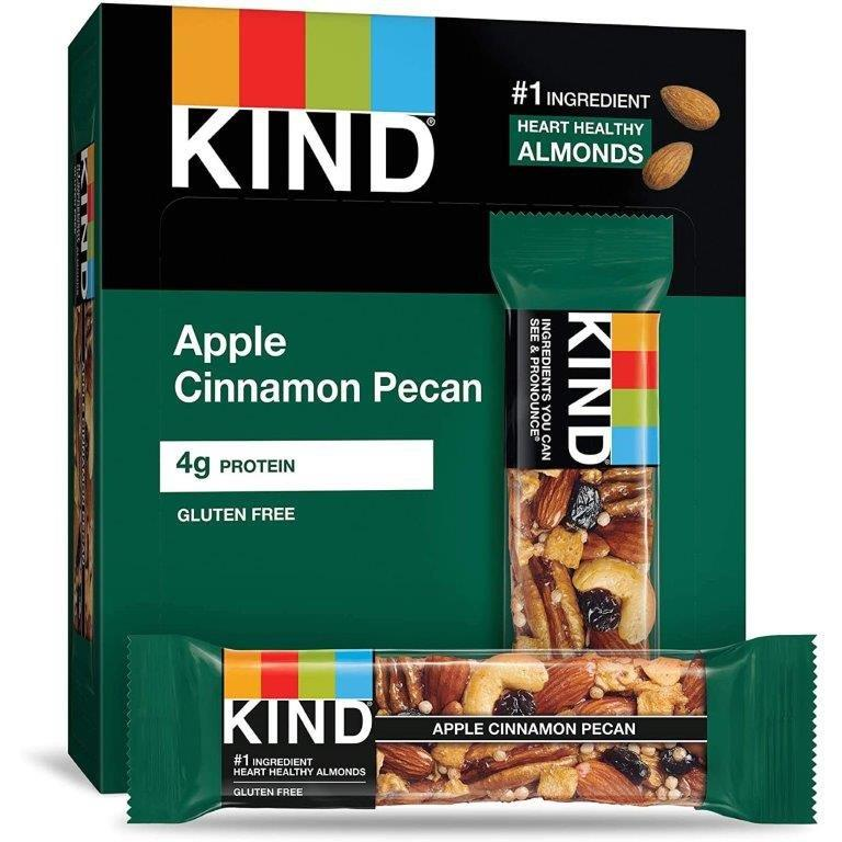KIND Apple Almond Spice 40g