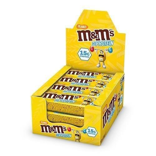 MPO M&M'S Hi-Protein Bar Peanut 51g