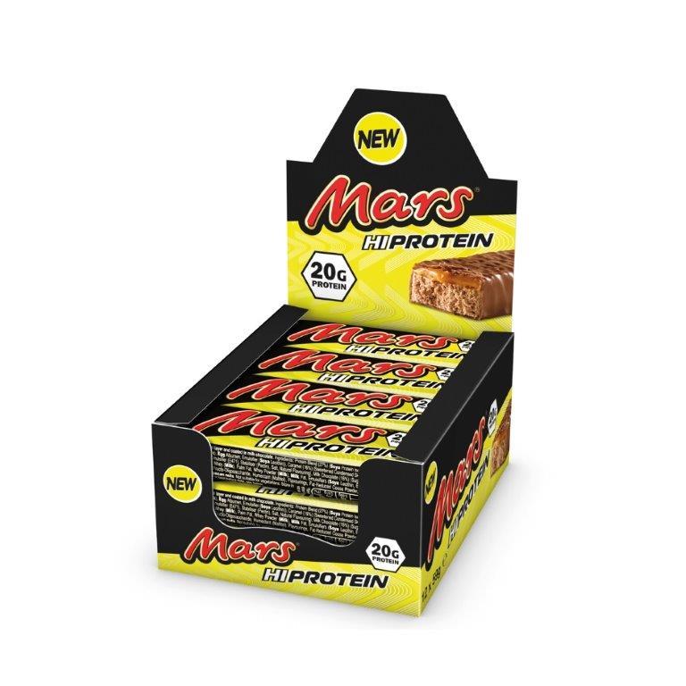 MPO Mars Hi-Protein Bar 59g