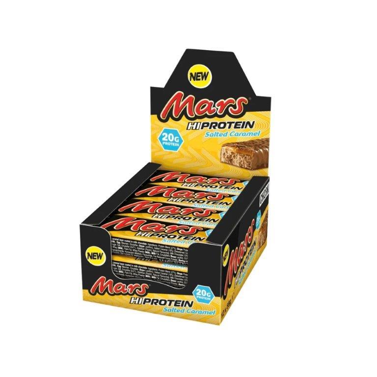 MPO Mars Hi-Protein Bar Salted Caramel 59g