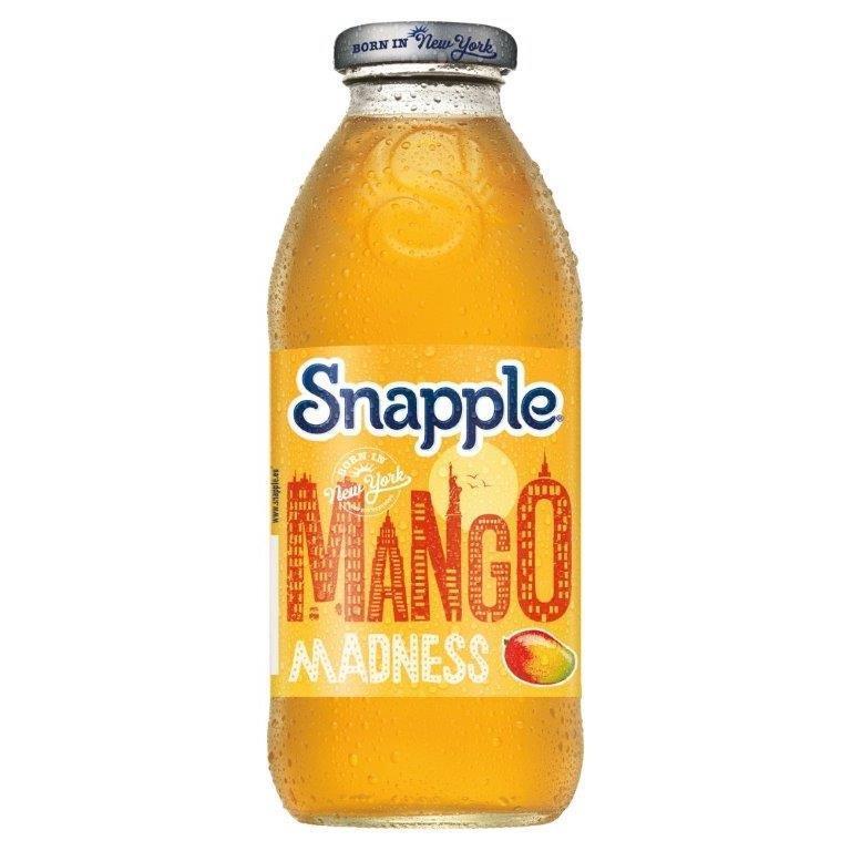Snapple Mango 473ml