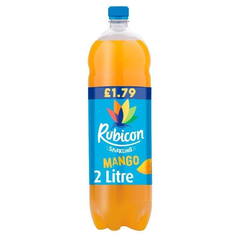 Rubicon Mango 2L PM £1.79