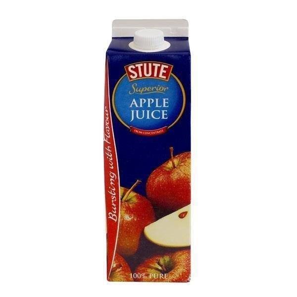 Stute Superior Pure Apple Juice 1L