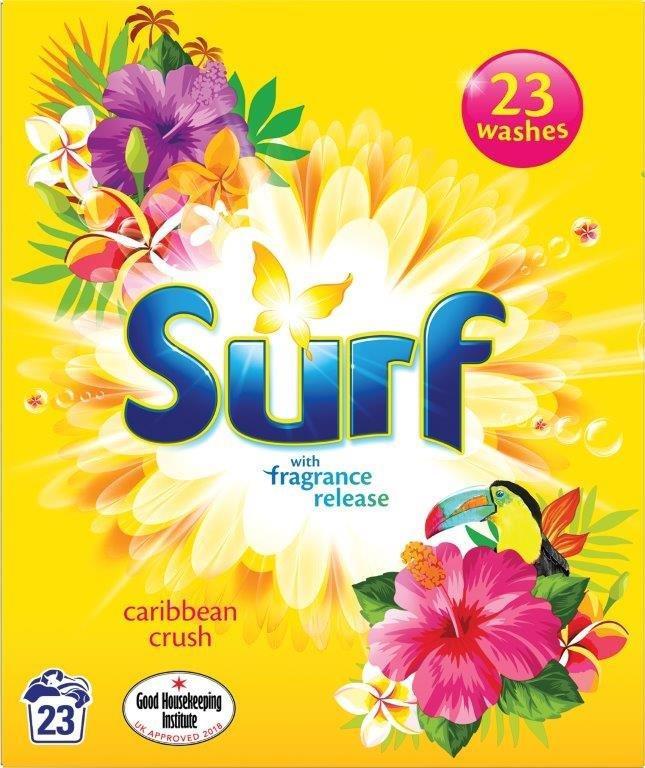 Surf Powder Caribbean Crush 23W