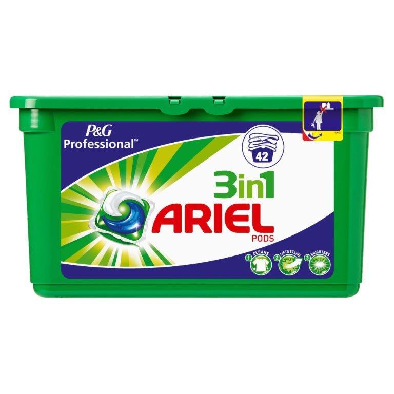 Ariel Professional 3in1 Pods Regular 42s
