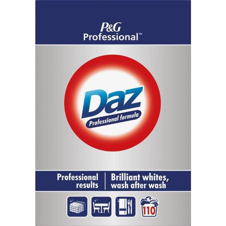 Daz Prof Washing Powder Regular 110W 7.15kg