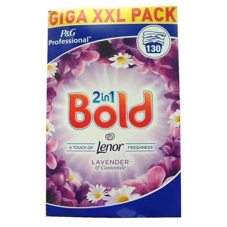 Bold Prof Powder Lavender & Camomile 130W 9.1kg