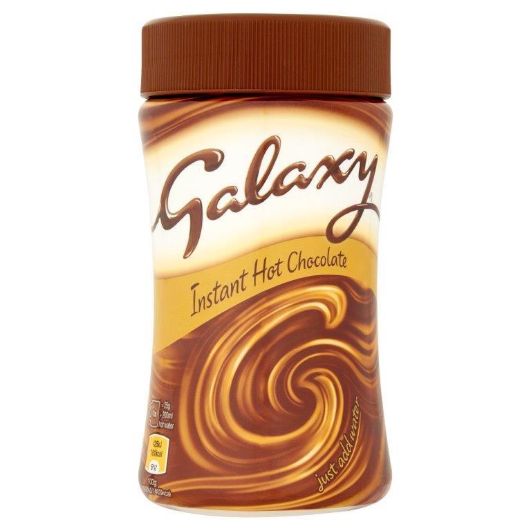 Galaxy Instant Hot Chocolate Jar 200g