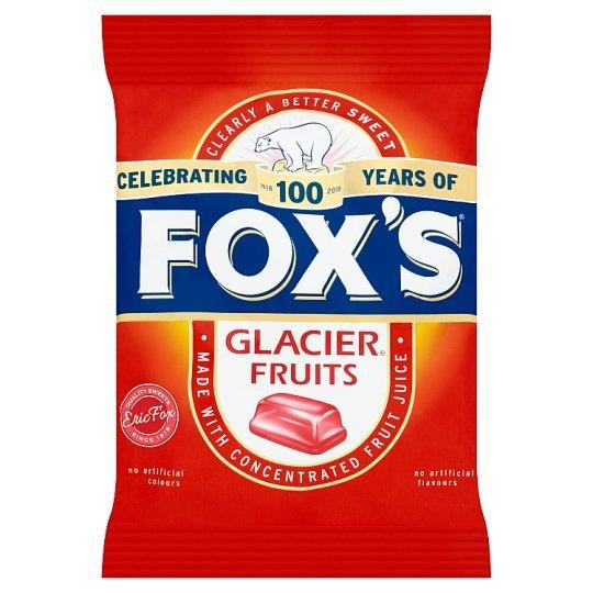 Fox's Glacier Fruits Bag 200g