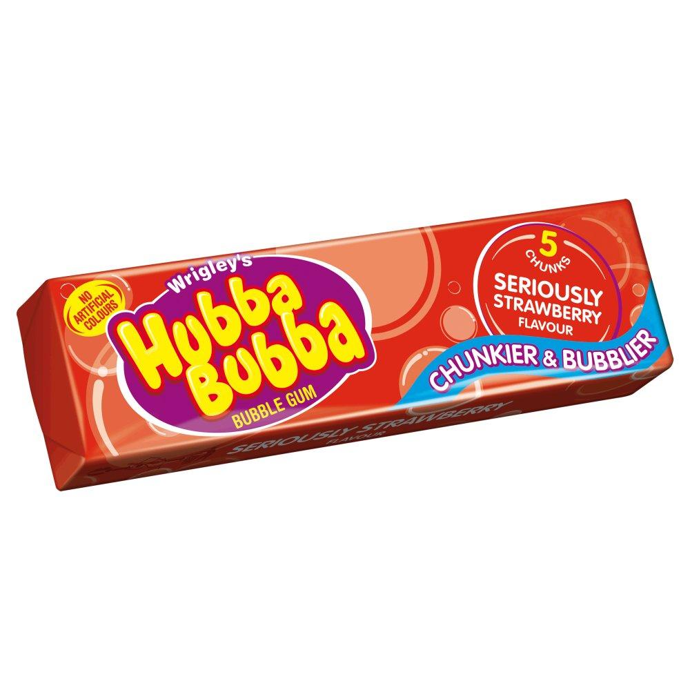 Hubba Bubba Soft Gum 7g (Variants)