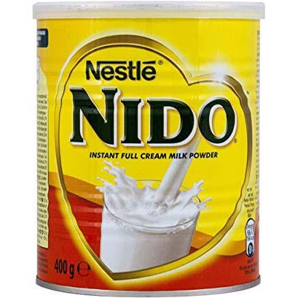 Nido Instant Milk Powder 400g (UK)