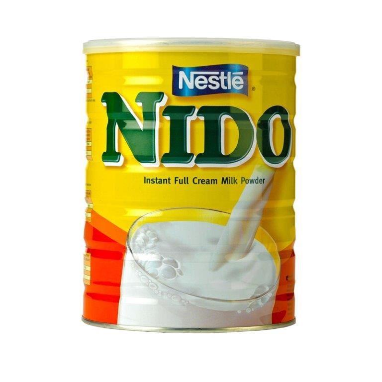 Nido Instant Milk Powder 900g (UK)