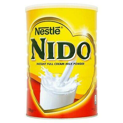 Nido Instant Milk Powder 1.8kg (UK)