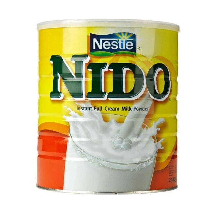 Nido Instant Milk Powder 2.5kg (UK)