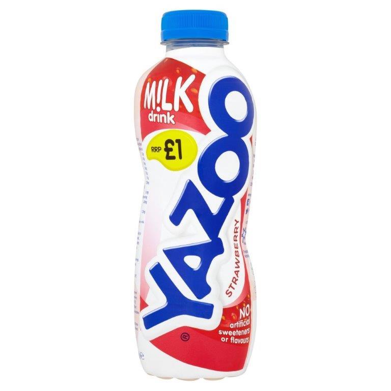 Yazoo Strawberry 400ml PM £1
