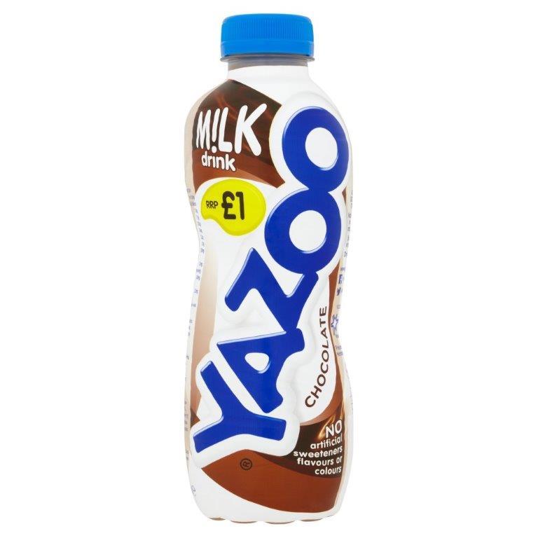 Yazoo Chocolate 400ml PM £1