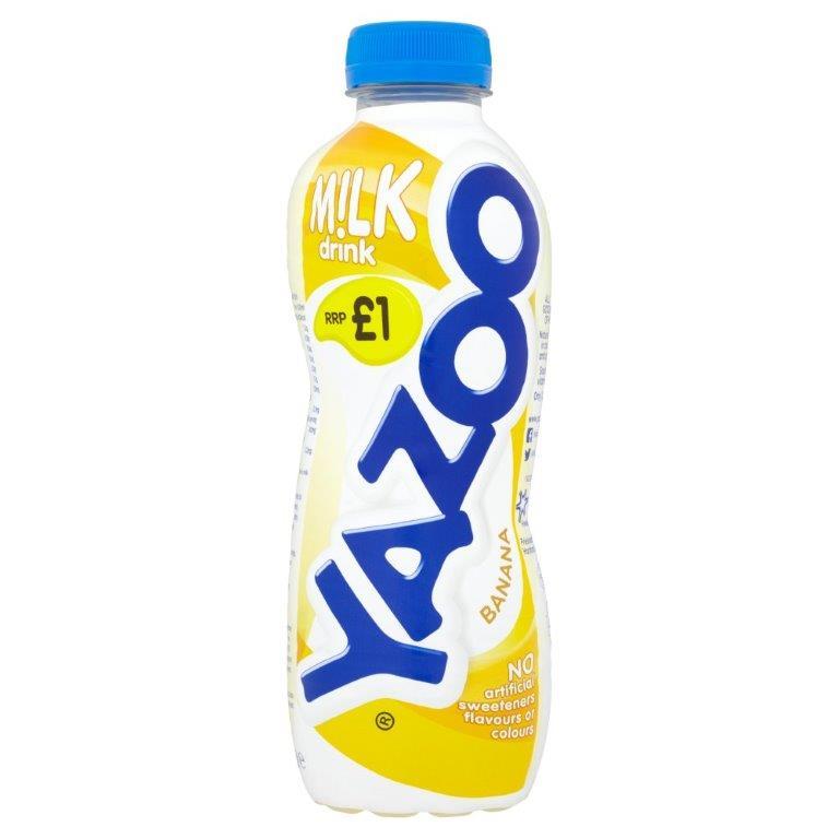 Yazoo Banana 400ml PM £1