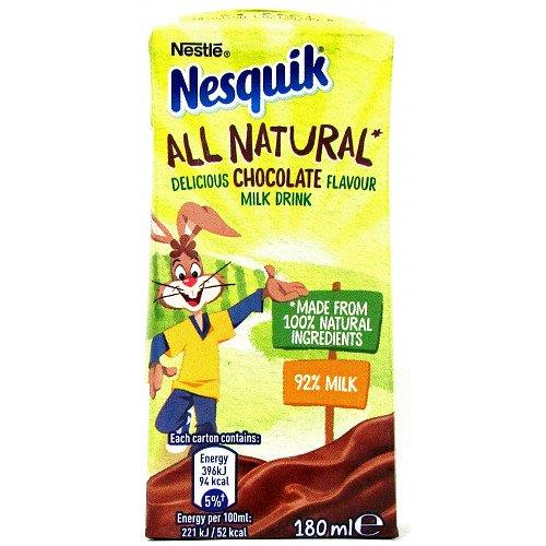 Nesquik Milkshake Cocoa 180ml