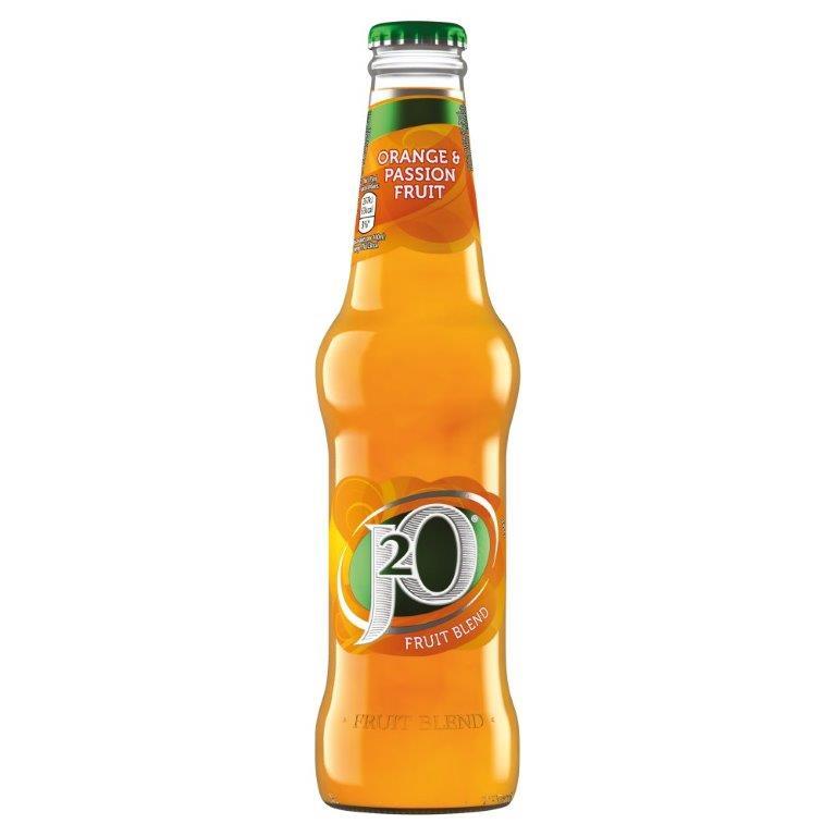 J2O Orange & Passion Fruit 275ml