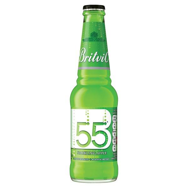 Britvic 55 Apple Glass 750ml