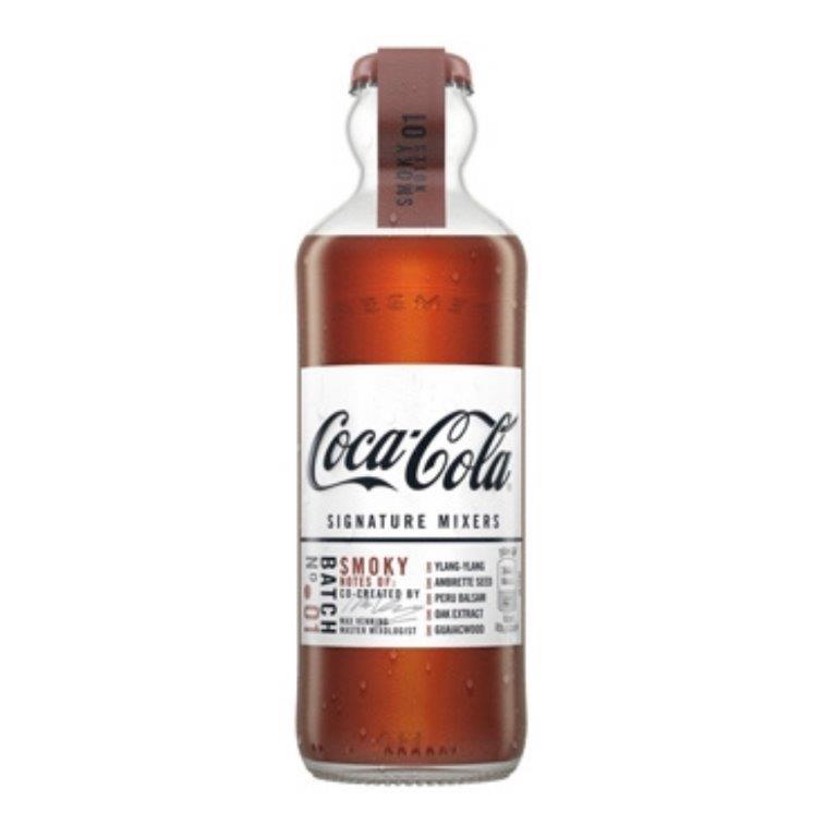 Coca Cola Signature Mixers Smokey Notes Glass 200ml