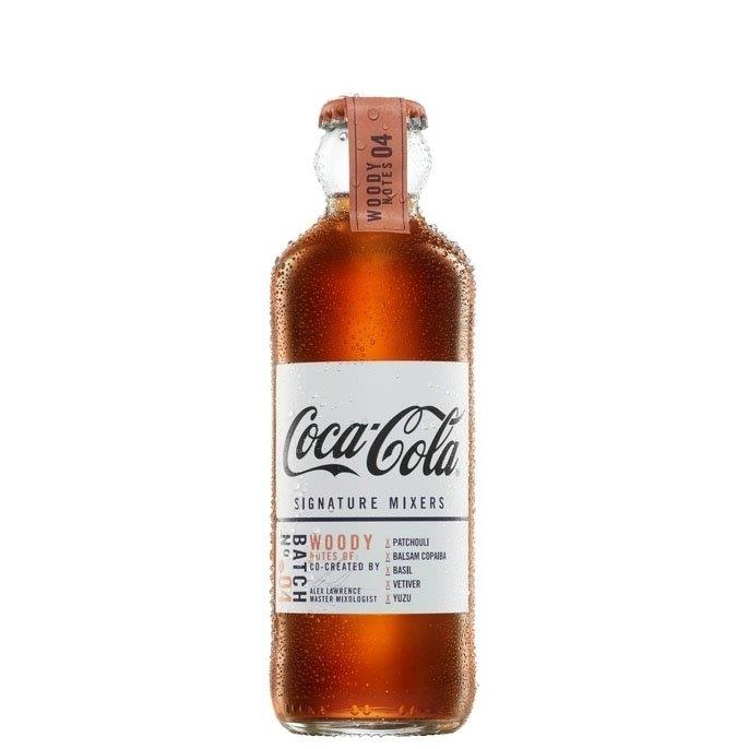 Coca Cola Signature Mixers Woody Notes Glass 200ml