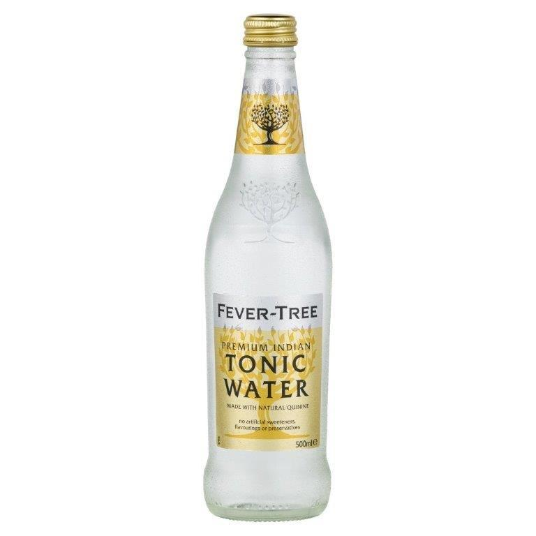 Fever-Tree Indian Tonic Water Glass 500ml