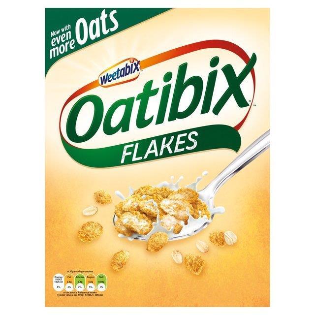 Weetabix Oatiflakes 550g