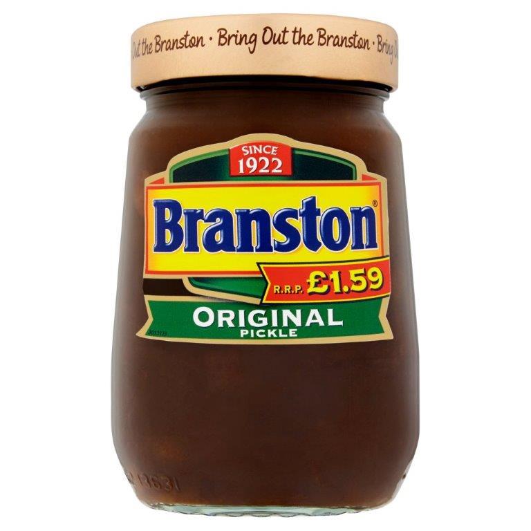 Branston Original Sweet Pickle Jar 360g PM £1.59