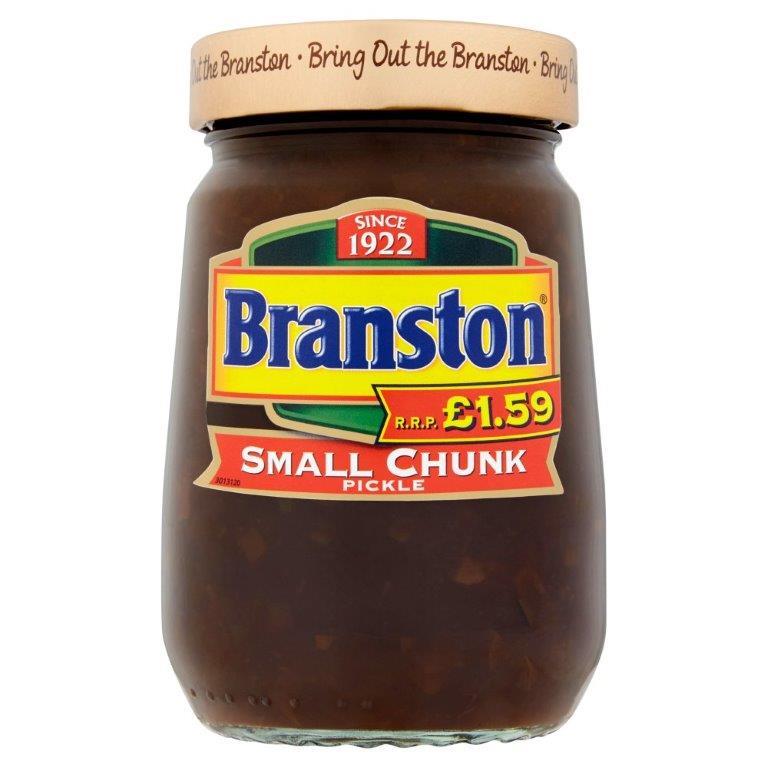 Branston Small Chunk Pickle Jar 360g PM £1.59