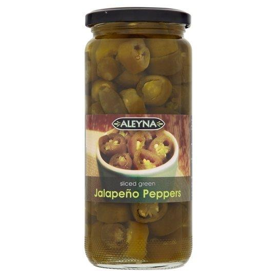 Aleyna Green Jalapeno Peppers 480g