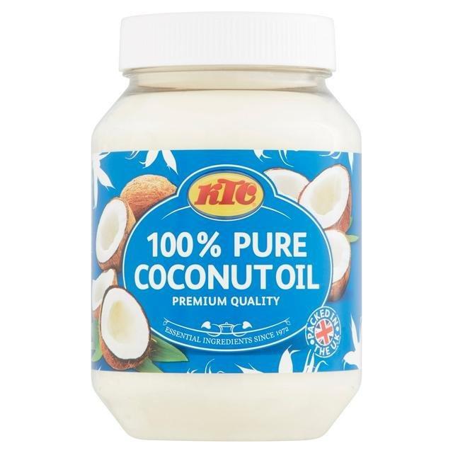 KTC Pure Coconut Oil (PET) 500ml