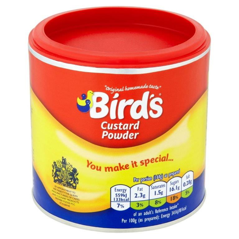 Bird's Custard Powder 300g (Africa Pack)