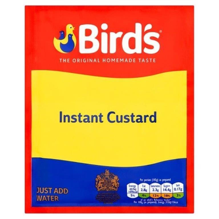 Bird's Custard Powder Sachet 75g