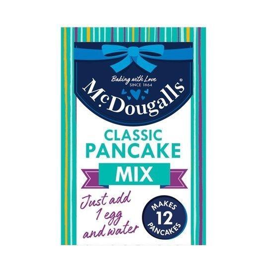 McDougalls Classic Pancake Mix 192g