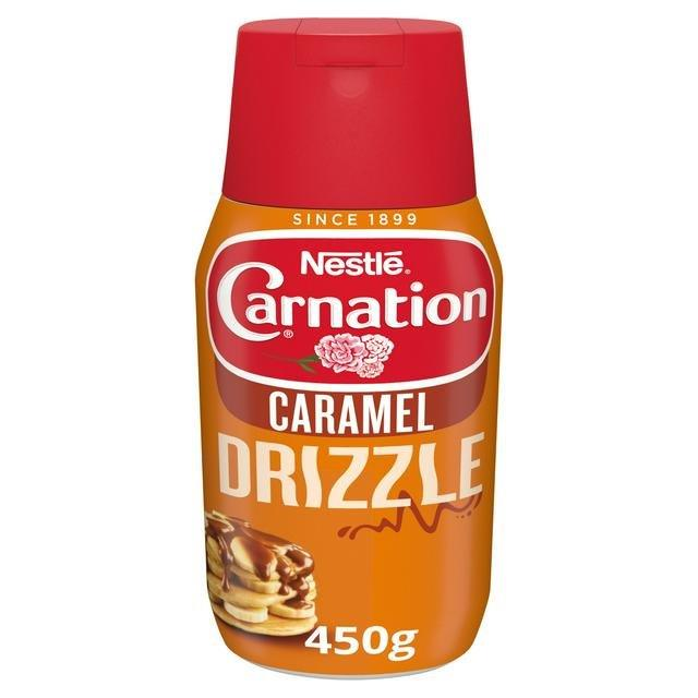 Carnation Drizzles Caramel 450g NEW