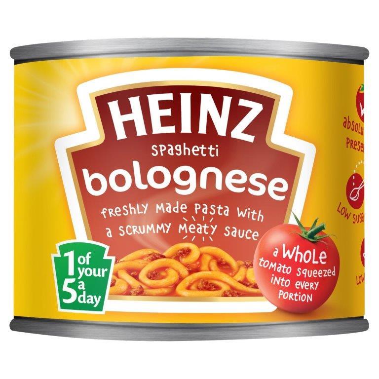 Heinz Spaghetti Bolognese 200g
