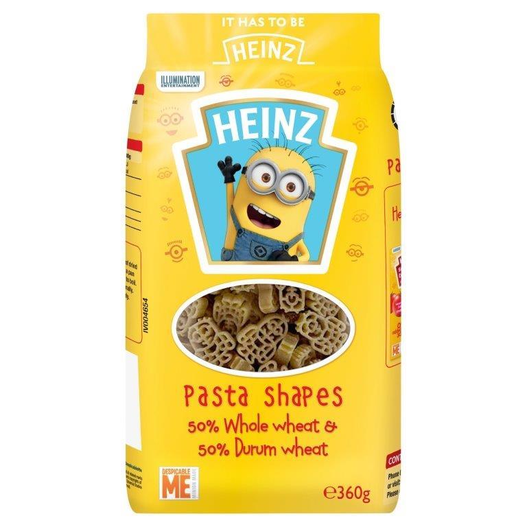 Heinz Pasta Despicable Me 360g