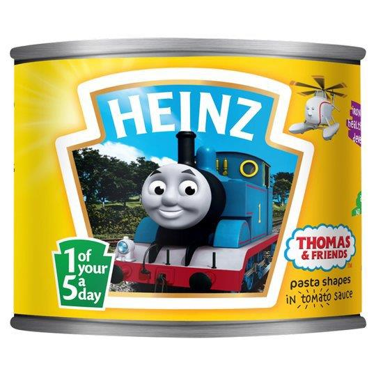 Heinz Pasta Thomas Tank Engine 205g