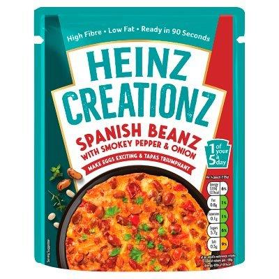 Heinz Creationz Spanish Baked Beans 250g