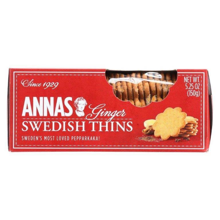 Anna's Ginger Thins 150g