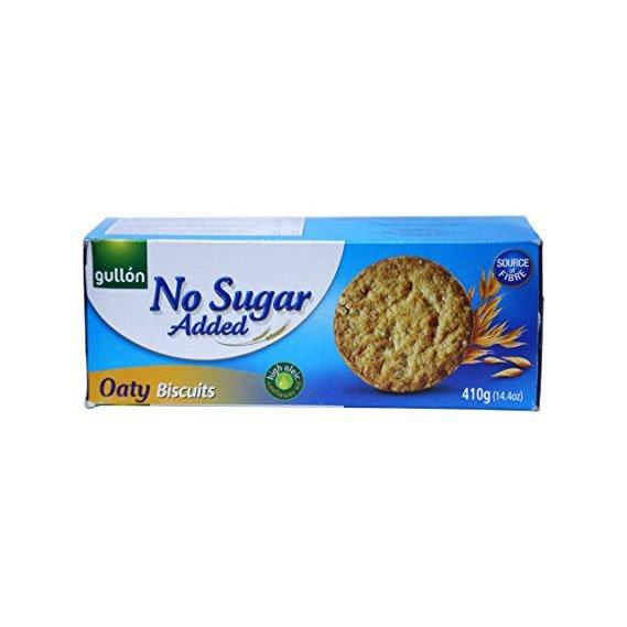 Gullon NAS Oaty Biscuits 410g