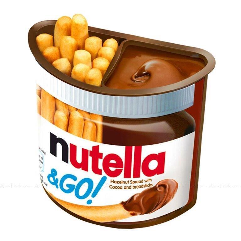 Nutella & Go! 48g